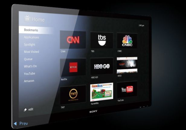 Google TV by Sony