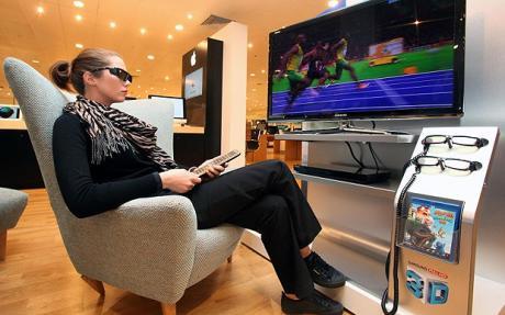 3D TV Test