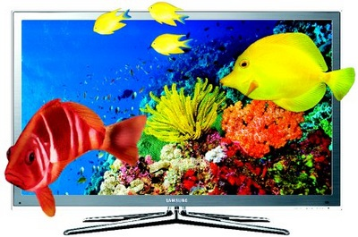 Samsung Full HD LCD/LED 3D TV