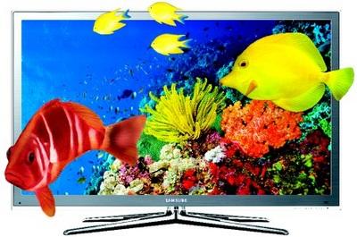 Samsung Full HD LCD/LED 3D TV