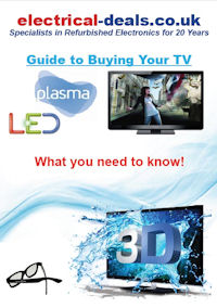 Electrical-Deals TV Buying Guide cover
