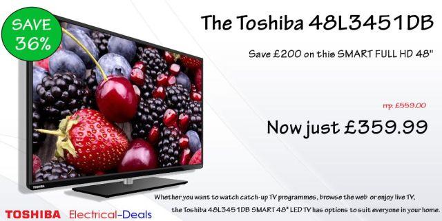 Toshiba 48L345