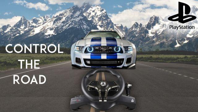 PS4 Wheel